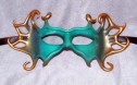 Meadow Sprite - Valerian Masquerade Mask - click for details